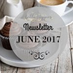 Hello Cuppies June 2017 Newsletter