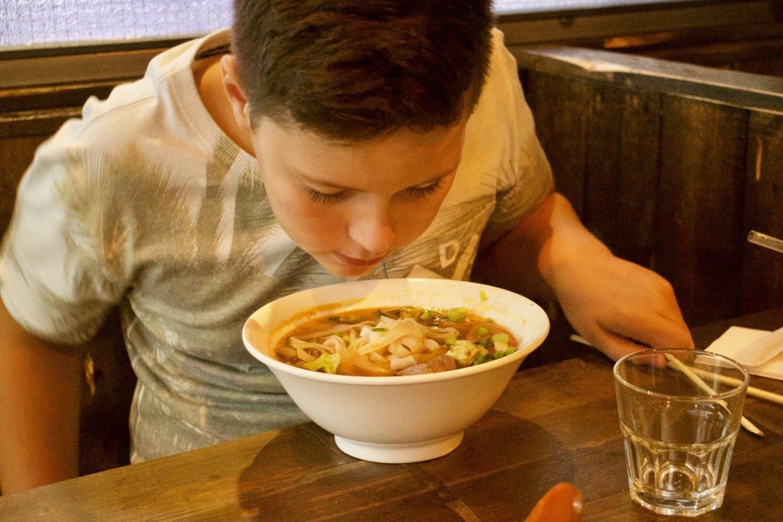 Pho Vietnamese Restaurant, Reading