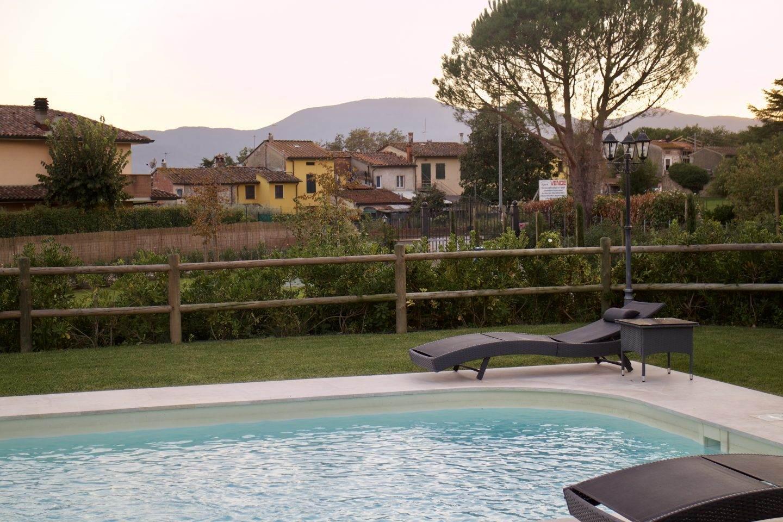 Arriving in Altopascio, Tuscany