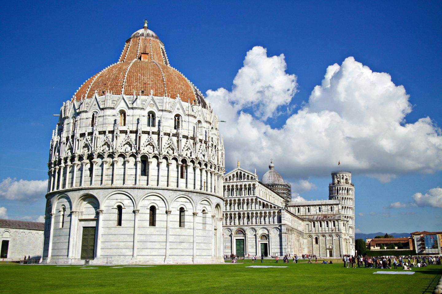 A Day Out in Pisa, Italy