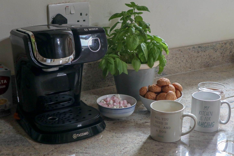 Coffee & Cake with Tassimo