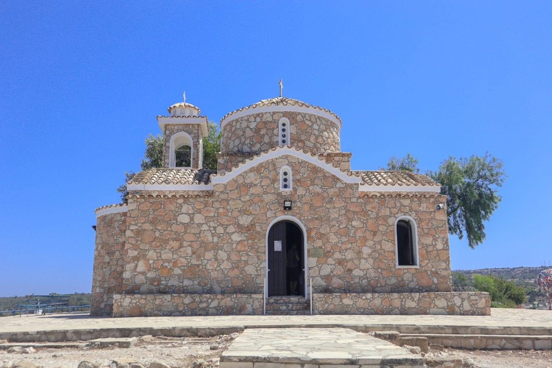 The Prettiest Churches in Protaras
